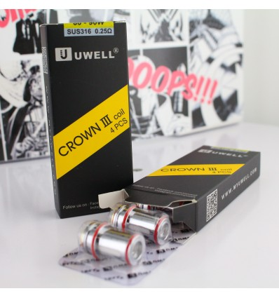 Crown 3 Replacement