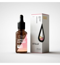HUILE CBD LEMON GINGER - STILLA