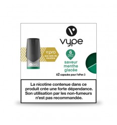 CAPSULES EPEN 3 MENTHE GLACÉE - VYPE