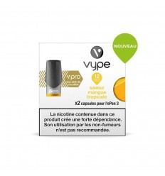 CAPSULES EPEN 3 MANGUE TROPICALE - VYPE