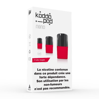 KPOD FRUITS ROUGES