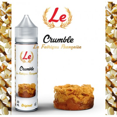 LE CRUMBLE 50ml 0mg