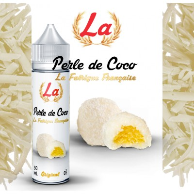 PERLE DE COCO 50ml 0mg
