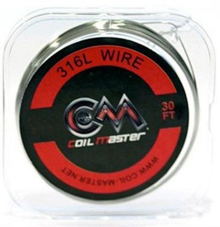 316L SS Wire 28 AWG