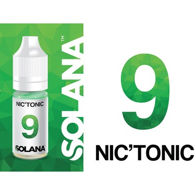 BOOSTER NICOTINE 9MG SOLANA